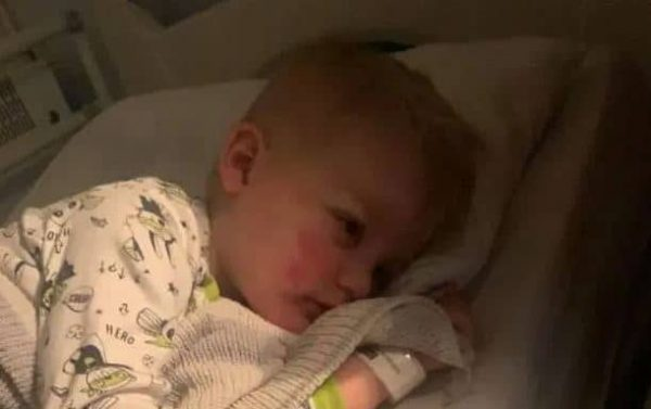 Coronavirus : après avoir contracté la maladie de Kawasaki, liée au covid-19, ce bébé ressemble à un zombie (VIDÉO) – Tribunal Du Net