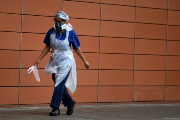 Study points to race, equipment access for higher virus risk in health staff – Bangkok Post